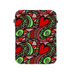 Seamless Tile Background Abstract Apple iPad 2/3/4 Protective Soft Cases