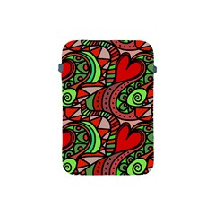 Seamless Tile Background Abstract Apple Ipad Mini Protective Soft Cases