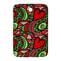 Seamless Tile Background Abstract Samsung Galaxy Note 8.0 N5100 Hardshell Case
