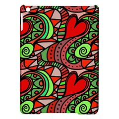 Seamless Tile Background Abstract Ipad Air Hardshell Cases