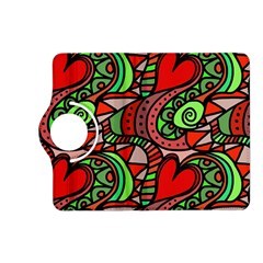 Seamless Tile Background Abstract Kindle Fire Hd (2013) Flip 360 Case