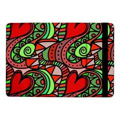 Seamless Tile Background Abstract Samsung Galaxy Tab Pro 10.1  Flip Case