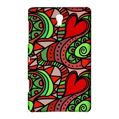 Seamless Tile Background Abstract Samsung Galaxy Tab S (8.4 ) Hardshell Case