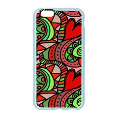 Seamless Tile Background Abstract Apple Seamless iPhone 6/6S Case (Color)