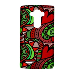 Seamless Tile Background Abstract LG G4 Hardshell Case