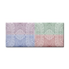 Seamless Kaleidoscope Patterns In Different Colors Based On Real Knitting Pattern Cosmetic Storage Cases