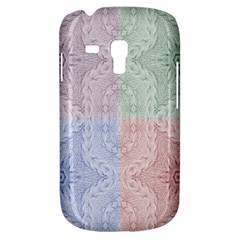 Seamless Kaleidoscope Patterns In Different Colors Based On Real Knitting Pattern Galaxy S3 Mini