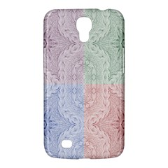 Seamless Kaleidoscope Patterns In Different Colors Based On Real Knitting Pattern Samsung Galaxy Mega 6.3  I9200 Hardshell Case