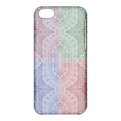 Seamless Kaleidoscope Patterns In Different Colors Based On Real Knitting Pattern Apple Iphone 5c Hardshell Case
