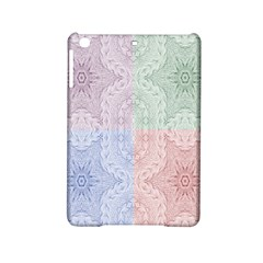 Seamless Kaleidoscope Patterns In Different Colors Based On Real Knitting Pattern Ipad Mini 2 Hardshell Cases