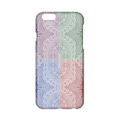 Seamless Kaleidoscope Patterns In Different Colors Based On Real Knitting Pattern Apple Iphone 6/6s Hardshell Case