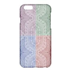 Seamless Kaleidoscope Patterns In Different Colors Based On Real Knitting Pattern Apple Iphone 6 Plus/6s Plus Hardshell Case