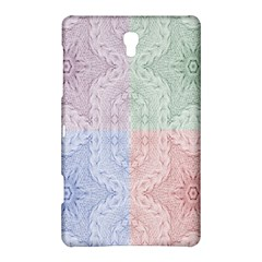 Seamless Kaleidoscope Patterns In Different Colors Based On Real Knitting Pattern Samsung Galaxy Tab S (8 4 ) Hardshell Case