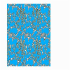 Seamless Pattern Background Seamless Small Garden Flag (two Sides)