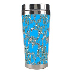 Seamless Pattern Background Seamless Stainless Steel Travel Tumblers