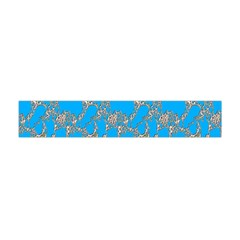Seamless Pattern Background Seamless Flano Scarf (mini)