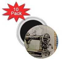 Sewing  1.75  Magnets (10 pack)