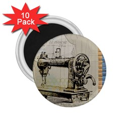 Sewing  2 25  Magnets (10 Pack)
