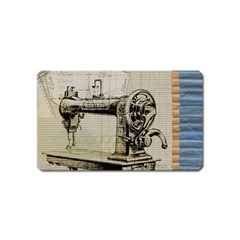 Sewing  Magnet (Name Card)