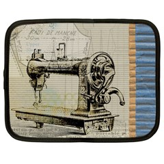 Sewing  Netbook Case (Large)
