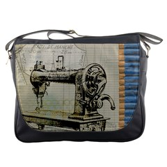Sewing  Messenger Bags