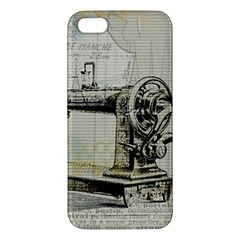 Sewing  Apple iPhone 5 Premium Hardshell Case