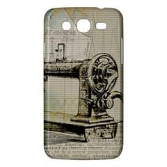 Sewing  Samsung Galaxy Mega 5 8 I9152 Hardshell Case