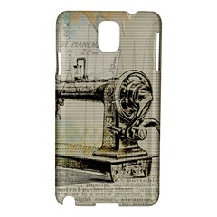 Sewing  Samsung Galaxy Note 3 N9005 Hardshell Case