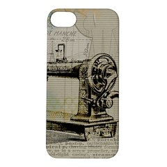 Sewing  Apple iPhone 5S/ SE Hardshell Case