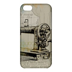 Sewing  Apple Iphone 5c Hardshell Case