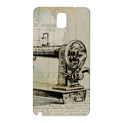 Sewing  Samsung Galaxy Note 3 N9005 Hardshell Back Case