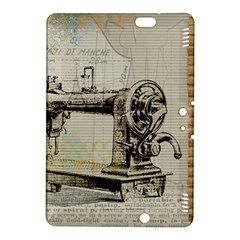 Sewing  Kindle Fire HDX 8.9  Hardshell Case