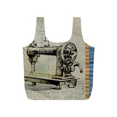 Sewing  Full Print Recycle Bags (s)