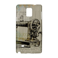 Sewing  Samsung Galaxy Note 4 Hardshell Case