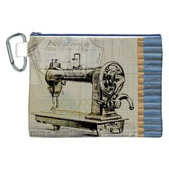 Sewing  Canvas Cosmetic Bag (xxl)