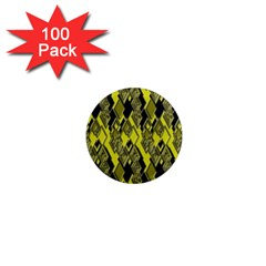 Seamless Pattern Background Seamless 1  Mini Magnets (100 Pack)