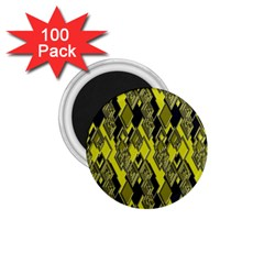 Seamless Pattern Background Seamless 1.75  Magnets (100 pack)