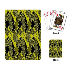 Seamless Pattern Background Seamless Playing Card