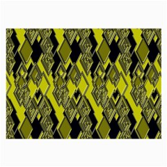 Seamless Pattern Background Seamless Large Glasses Cloth (2 Side)