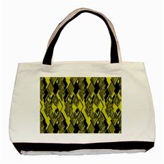 Seamless Pattern Background Seamless Basic Tote Bag (Two Sides)