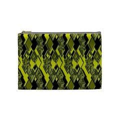 Seamless Pattern Background Seamless Cosmetic Bag (medium)
