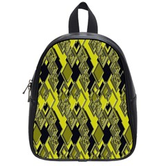 Seamless Pattern Background Seamless School Bags (small)