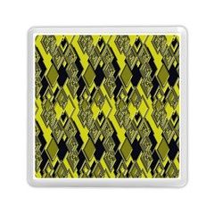 Seamless Pattern Background Seamless Memory Card Reader (Square)