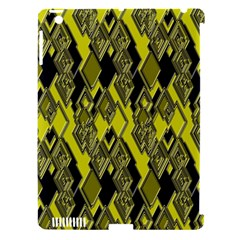 Seamless Pattern Background Seamless Apple iPad 3/4 Hardshell Case (Compatible with Smart Cover)