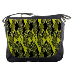 Seamless Pattern Background Seamless Messenger Bags