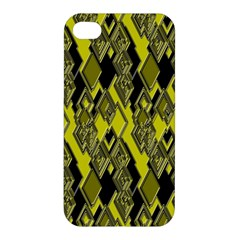 Seamless Pattern Background Seamless Apple iPhone 4/4S Premium Hardshell Case