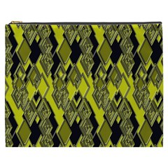 Seamless Pattern Background Seamless Cosmetic Bag (xxxl)