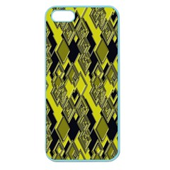 Seamless Pattern Background Seamless Apple Seamless iPhone 5 Case (Color)