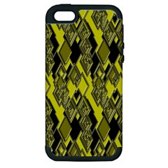 Seamless Pattern Background Seamless Apple Iphone 5 Hardshell Case (pc+silicone)