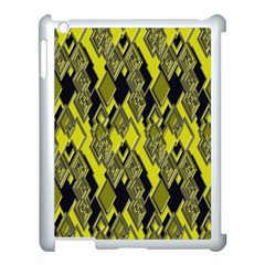 Seamless Pattern Background Seamless Apple Ipad 3/4 Case (white)